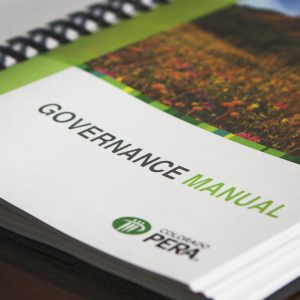 PERA Governance Manual